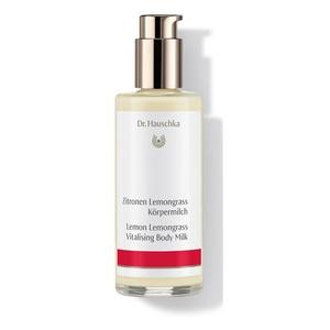 Dr.Hauschka Body milk lemon lemongrass vitalising, 145 ml