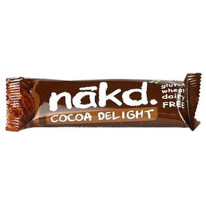 Näkd bar cacoa delight, 35 g