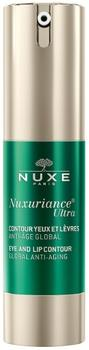 Nuxe Nuxuriance Ultra Eye and Lip Contour Global Anti-aging, 15ml