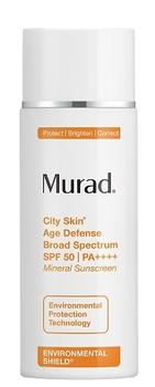 Murad City skin Age Defense SPF 50, 50ml