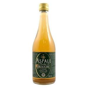 Æblecidereddike Aspall Ø, 500 ml