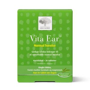 New Nordic Vita Ear, 30 tab / 39,40 g