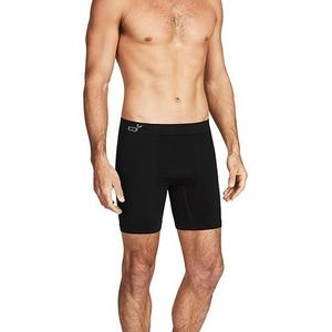 Boody Boxer Shorts extra lange sort str. XL, 1 stk