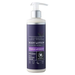 Urtekram Bodylotion Purple Lavender, 245 ml