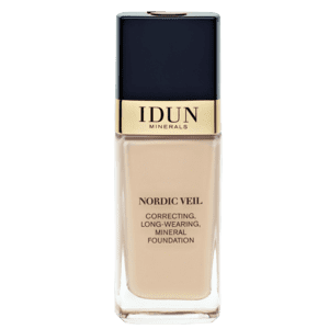 IDUN Minerals Nordic Veil Foundation Siri, 26ml.