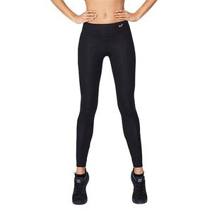 Boody Sports tights Dame sort str. S, 1stk