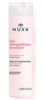Nuxe Rose Micellar Cleansing Water, 400ml