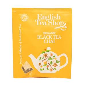 Black Tea Chai Ø 50 breve, 1pk