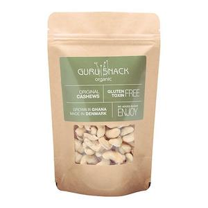 Guru Snack Cashews Original, 100g