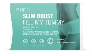 Nupo Slim Boost - Fill My Tummy, 60kaps.
