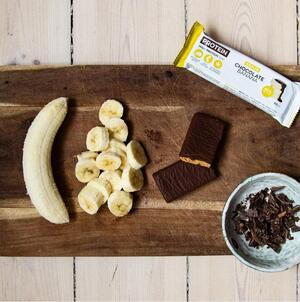 Bodylab Protein Bar Chocolate Banana, 12x60g.