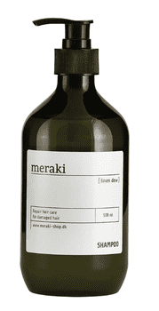 Meraki Shampoo, Linen dew, repair, 490 ml.