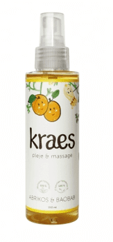 KRAES pleje & massage, 150 ml.