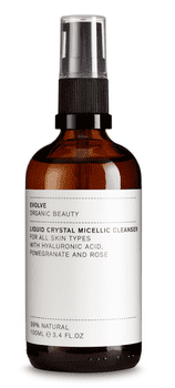 Evolve LIQUID CRYSTAL MICELLIC CLEANSER, 100 ml.