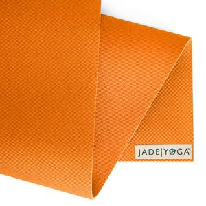 Jade Yogamåtte Harmony Professional orange, 5mm