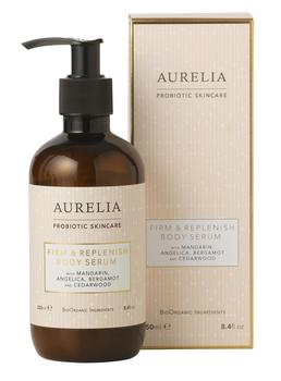 Aurelia Firm & Replenish Body Serum, 250 ml.