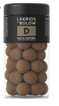 Lakrids by Bülow D - SALT & CARAMEL, 295 gram.