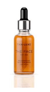 TAN-LUXE THE FACE ANTI-AGE Light/Medium