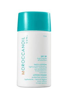 MOROCCANOIL SUN FACE LOTION SPF 30, 50 ml.