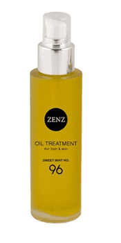 Zenz Organic Oil treatment No.96 Sweet Mint, 100 ml.