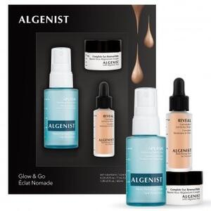 Algenist Glow & Go Kit