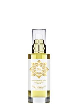 REN Skincare Moroccan Rose Gold Glow Perfect Dry Oil, 100 ml.