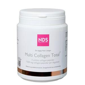 NDS Multi Collagen Total, 225gr.