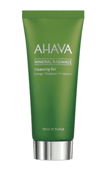 AHAVA Mineral Radiance Cleansing Gel, 100 ml.