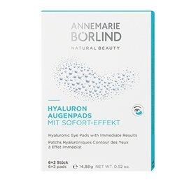 Annemarie Börlind Eye pads revitalizing AquaNature, 12 stk.