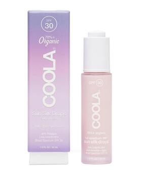 COOLA Full Spectrum 360° Sun Silk Drops SPF 30, 30 ml.
