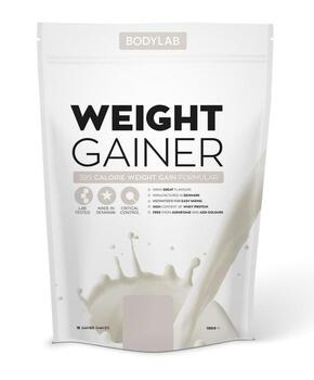 Bodylab Weight Gainer Vanilla Milkshake, 1,5kg.