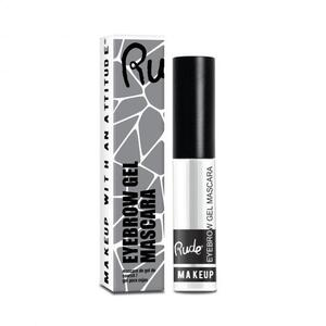 RUDE Cosmetics Eyebrow Gel Mascara - Clear