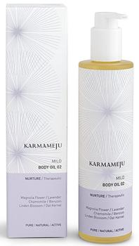 Karmameju Body Oil 02, MILD, 200ml.