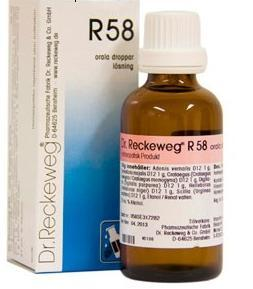 Dr. Reckeweg R 58, 50ml.
