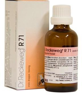 Dr. Reckeweg R 71,  50ml.