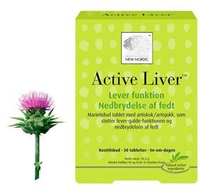 Active Liver, 30tab.