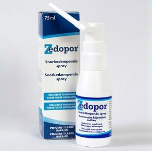 zedopor apoteket spray