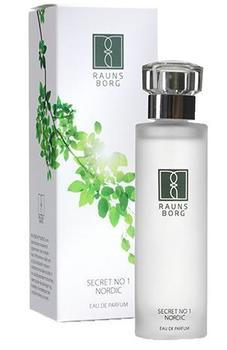 Secret No.1 Eau de parfum Raunsborg Nordic, 50ml.