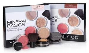 Youngblood Mineral Basics Starter Kit Medium