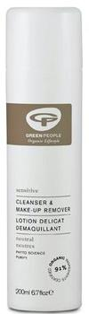 Greenpeople No scent cleanser & makeup remover u.duf, 150ml.