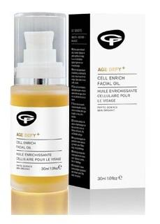 Greenpeople Age Defy+ Cell Enrich Facial Oil, 30ml.