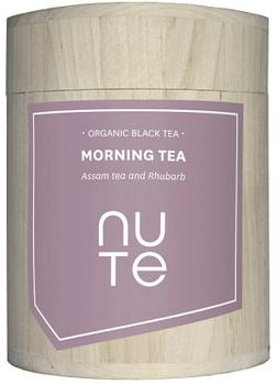 NUTE Morning tea - sort Ø, 100g.