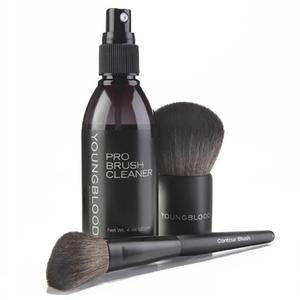 Youngblood Pro Brush Cleaner, 120ml.