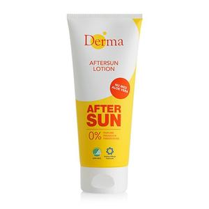Derma Aftersun Gel Aloe Vera, 200ml