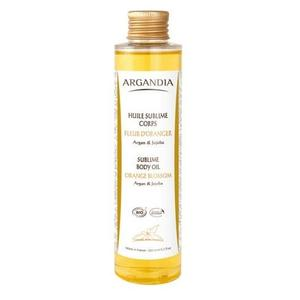 ARGANDIA Sublime Body oil Orange Blossom, 150ml.