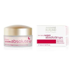 Night cream light antiage System Absolute