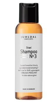 Juhldal Skælshampoo no. 3, 100ml.