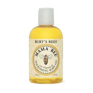 Burt´s Bees Mama bee body oil m. vitamin E, 115ml.