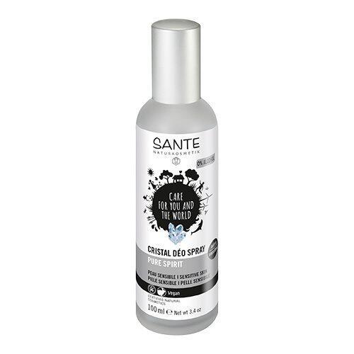 2a5d5285f43 Sante Deodorant spray crystal pure spirit, 100ml.
