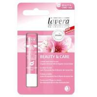 Lavera Læbepomade beauty & care rosé, 4g.